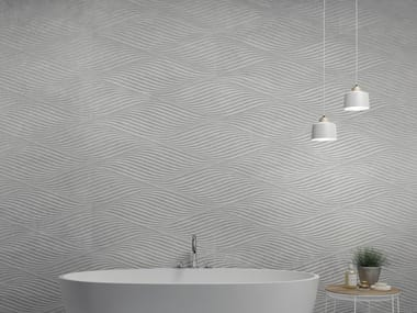 White-paste 3D Wall Tile NATURE | 3D Wall Tile