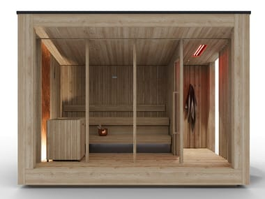 Sauna pour l'extérieur NatureSauna