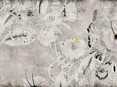 Fiberglass textile wallpaper NC-02