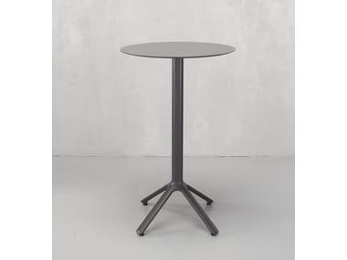 Round aluminium table NEMO   Round table