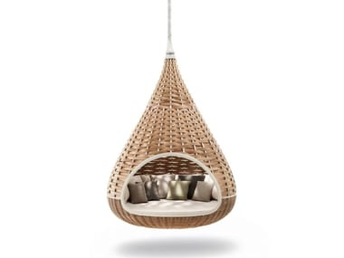 Elegant Igloo Garden Hanging Chair NESTREST | Garden Hanging Chair