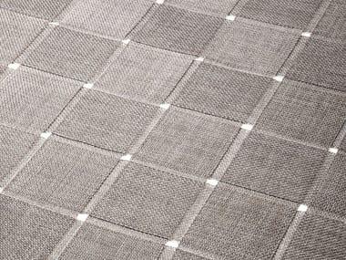 Fabric rug NET