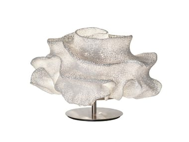 LED stainless steel table lamp NEVO | Table lamp