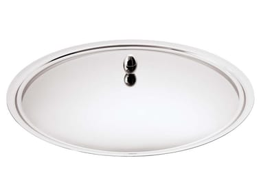 Round antioxidant alloy pan lid NEW LIVING | Pan lid