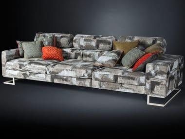 Fabric sofa NEW YORK BIS | Sofa