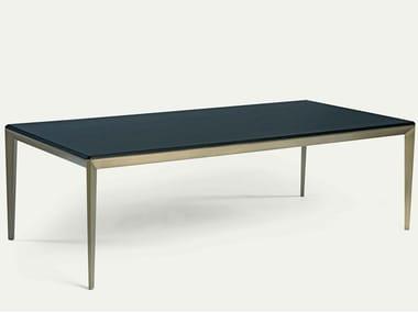 Rectangular wooden table NEW YORK | Rectangular table