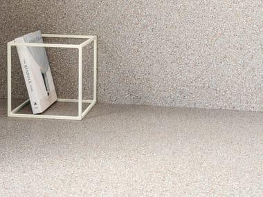 Pavimento/rivestimento in gres porcellanato effetto terrazzo veneziano NEWDECÒ PEARL