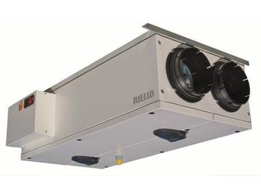 Mechanical forced ventilation system NexAir 150-250