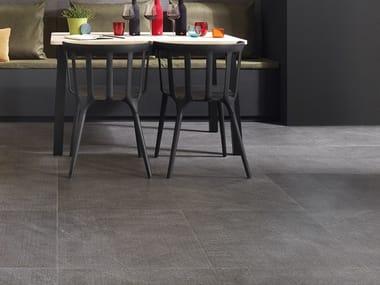 Ceramic wall/floor tiles with stone effect NEXTONE DARK