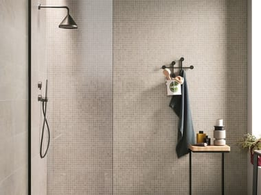 Ceramic wall/floor tiles with stone effect NEXTONE TAUPE