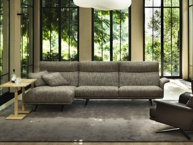3 seater high-back sofa NILSON | High-back sofa