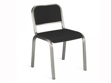 Sedia impilabile in alluminio NINE-O™ | Sedia