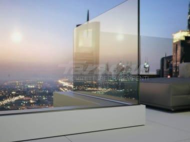 Glass balustrade NINFA 175