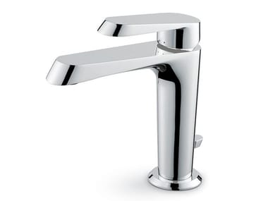 Single handle washbasin mixer with pop up waste NIO | Washbasin mixer with pop up waste