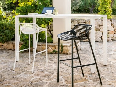 High garden stool NIWA | Stool
