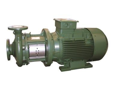 Elettropompa centrifuga normalizzate monoblocco NKM-G NKP-G