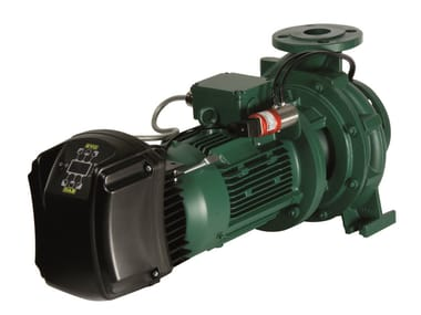 Enbloc centrifugal pumps with inverter NKM-GE WITH MCE/P-MCE/C