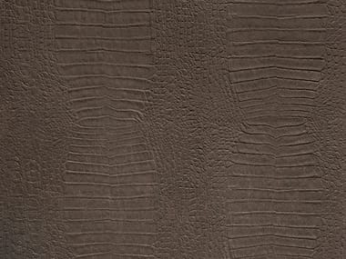 Porcelain stoneware wall/floor tiles with leather effect NO-CODE PELLE CUOIO COCCO