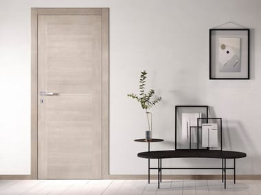 Hinged flush-fitting door with concealed hinges NO LIMITS | Flush-fitting door