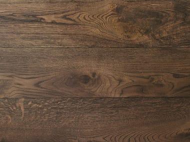 2 layers brushed oak parquet NOCE VENEZIA