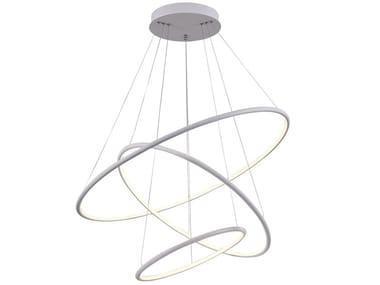 Lampada a sospensione a LED in metallo NOLA | Lampada a sospensione