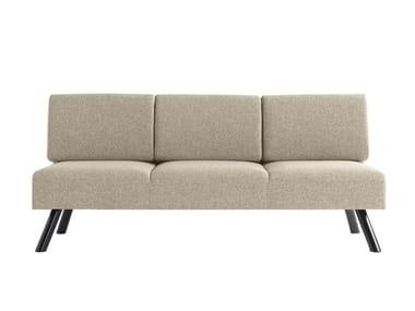 3 seater fabric sofa NOMAD 823
