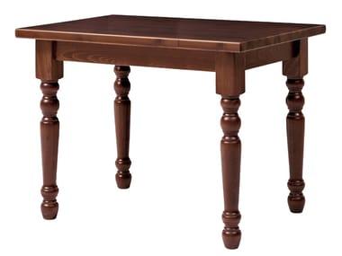 Tavolo rettangolare in legno NONNA DINA | Tavolo rettangolare