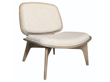Fabric easy chair NORDIK