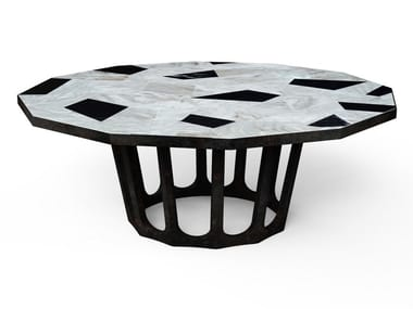 Marble dining table NORTHUP
