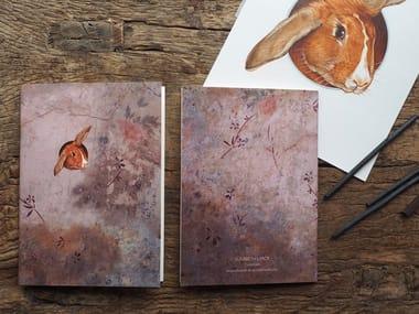 Paper notebook BARNEY DES FLEURS | Notebook