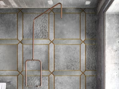 Geometric wallpaper NOUVEAU