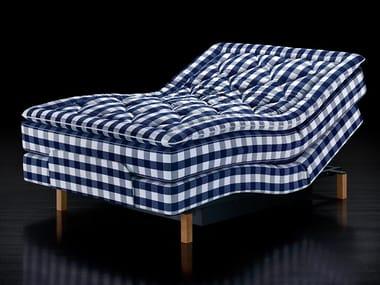 Recliner fabric bed NOVORIA