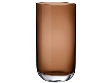 Crystal vase NUDE - BLADE TALL