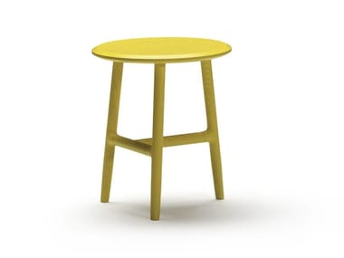 Wooden stool / coffee table NUDO | Coffee table