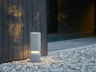 LED cement bollard light NUI - VERSION B