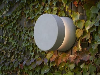 Cement floor lamp / outdoor wall lamp NUI - VERSION D