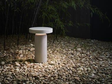 LED cement bollard light NUI - VERSION C