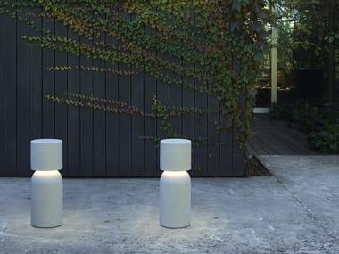 LED cement bollard light NUI - VERSION A