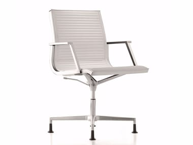 Office chair with 4-Spoke base NULITE | Office chair with 4-Spoke base