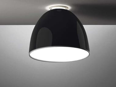 Direct light ceiling lamp NUR GLOSS MINI | Ceiling lamp