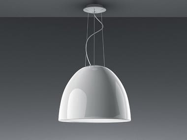 Direct light pendant lamp NUR GLOSS MINI | Pendant lamp