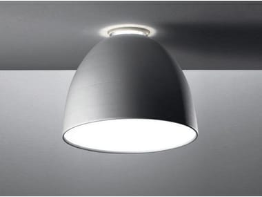 Direct-indirect light ceiling lamp NUR MINI | Ceiling lamp