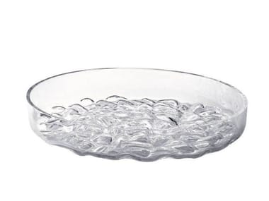 Blown glass pin tray NUUK | Pin tray