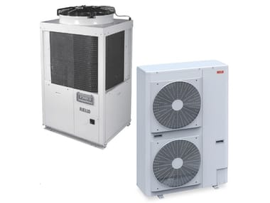 AIr refrigeration unit NXC 026÷040