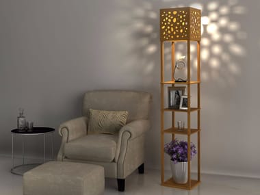 LED floor lamp NYC S3030PA | Floor lamp