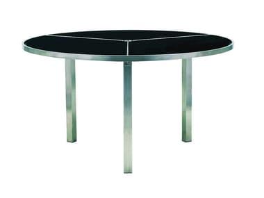 Tavolo da giardino rotondo O-ZON   Tavolo rotondo