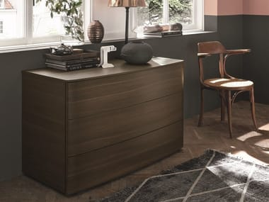 Oak chest of drawers PICCADILLY | Oak chest of drawers
