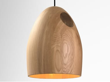 Wooden pendant lamp OAK