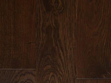 Oak flooring OAK SMOKED