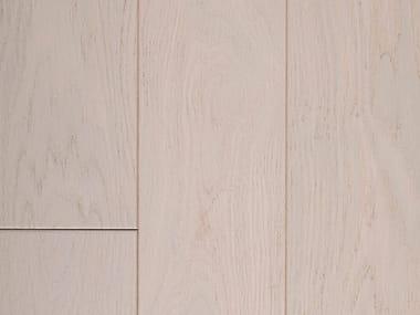 Oak flooring OAK WHITE
